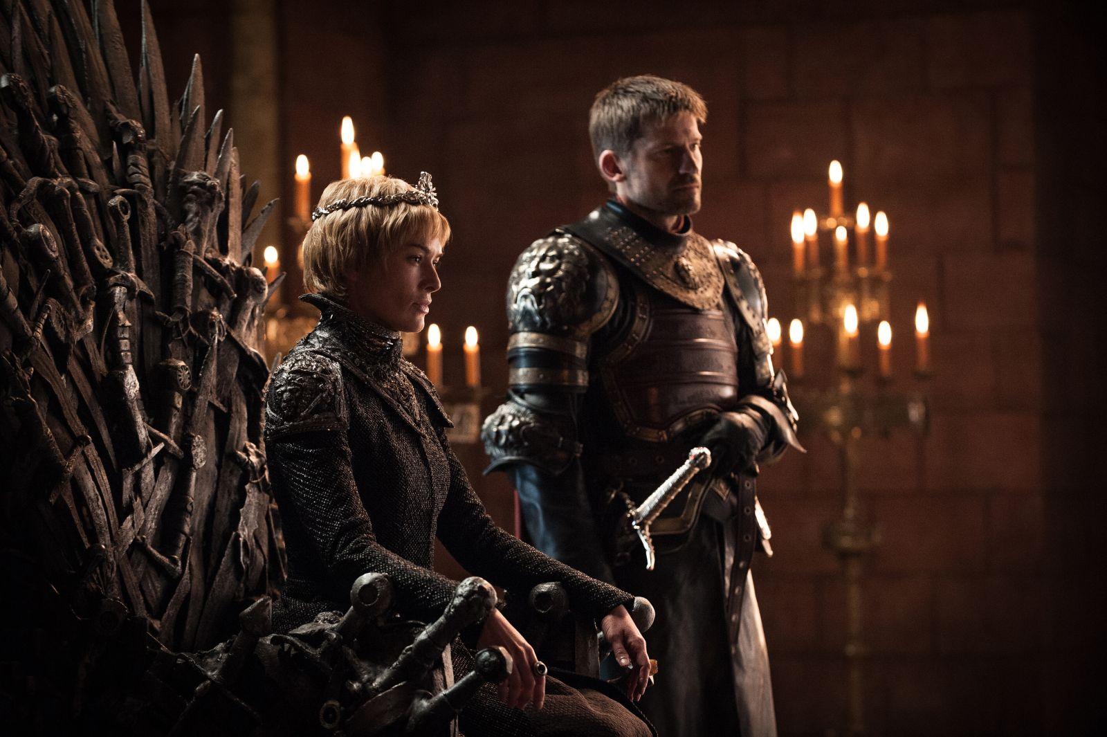 Игры с престолом 7 сезон
