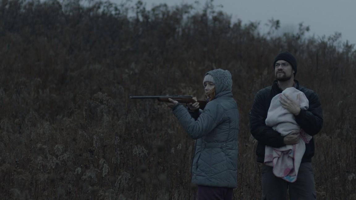 Кадр из фильма «Выживальщица»