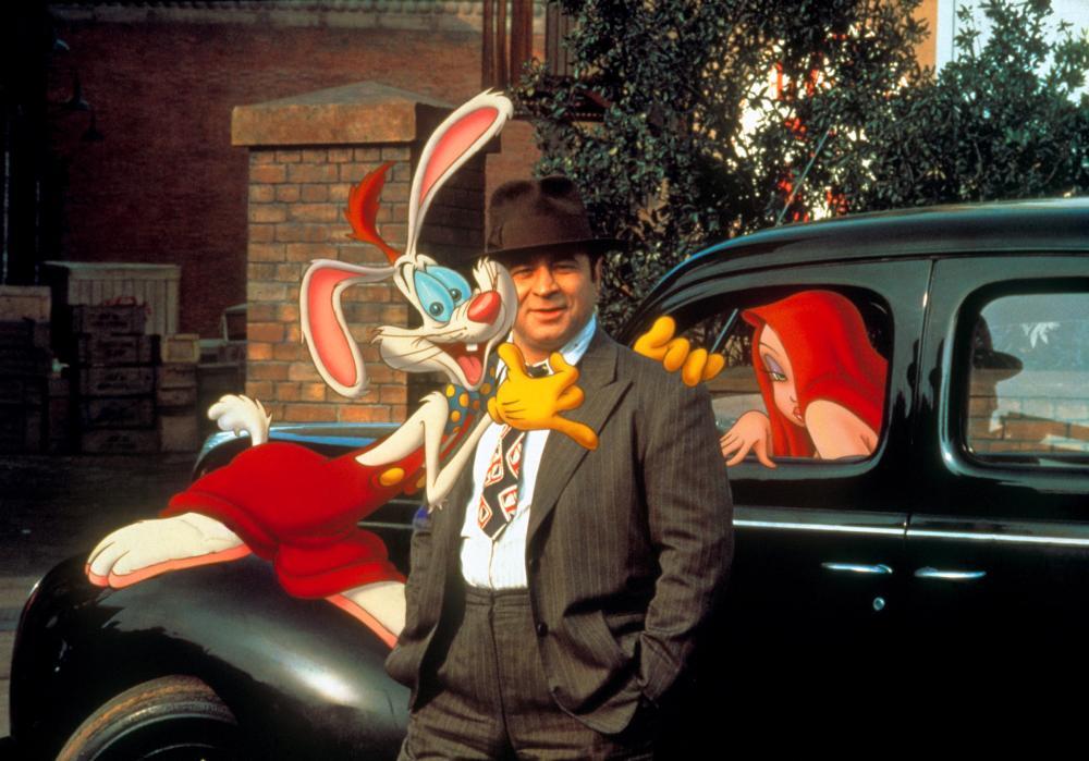 Промо-кадр к фильму «Кто подставил кролика Роджера»