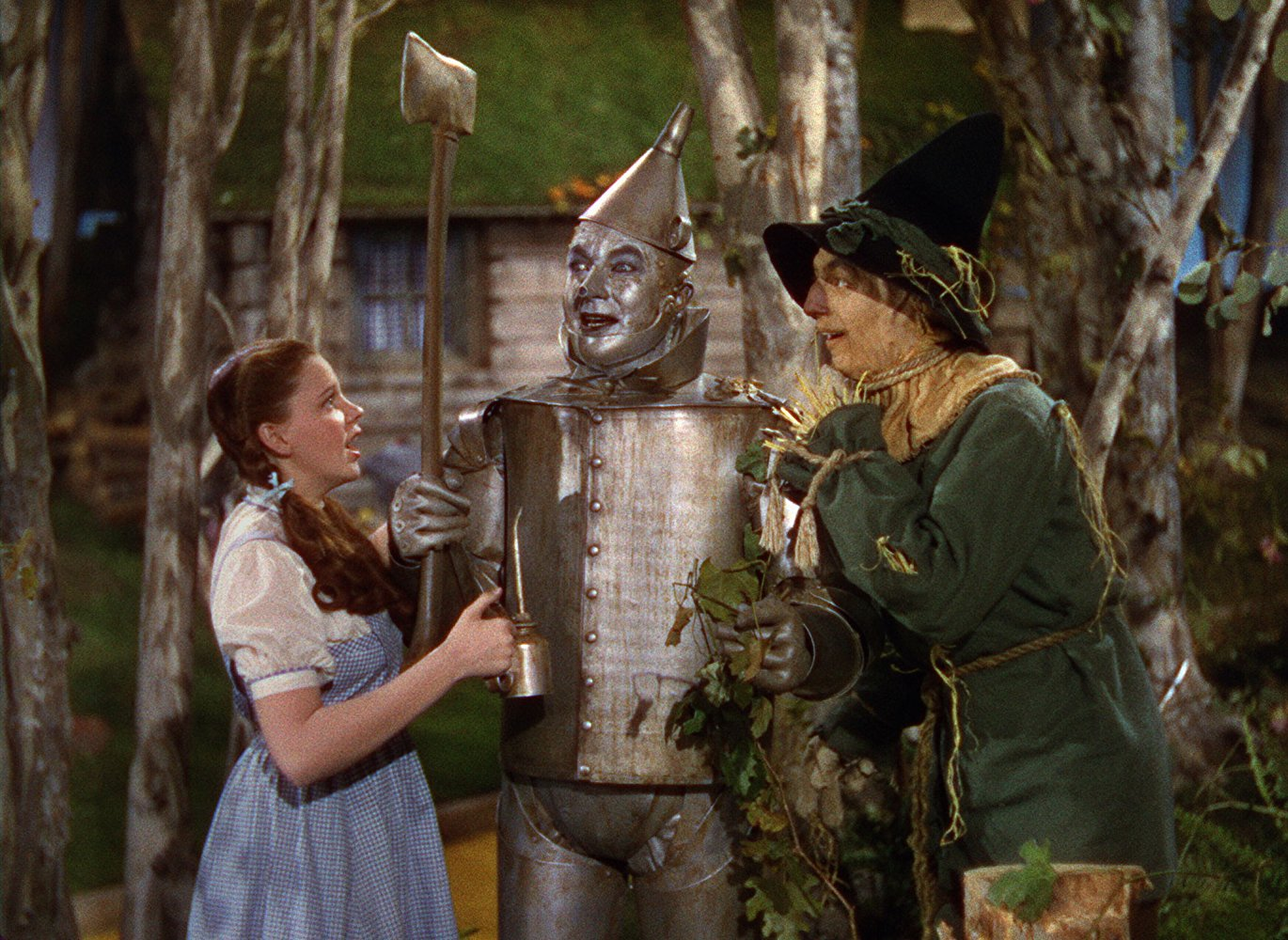 movies the wizard of oz and The wizard of oz remains the weirdest, scariest, kookiest, most haunting and indelible kid-flick-that's-really-for-adults ever made in hollywood.