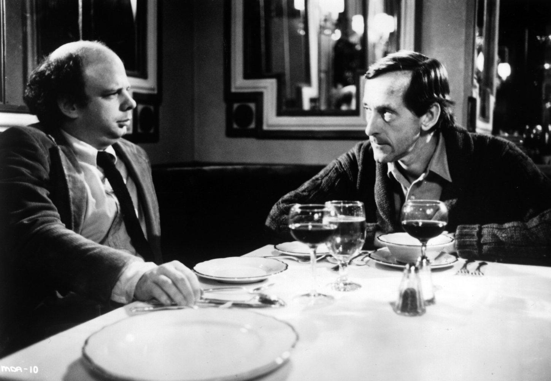 """Кадр из фильма """"Мой ужин с Андре"""""""