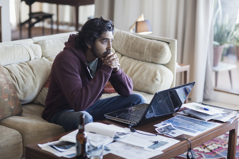 "Dev Patel in the film ""The Lion"""