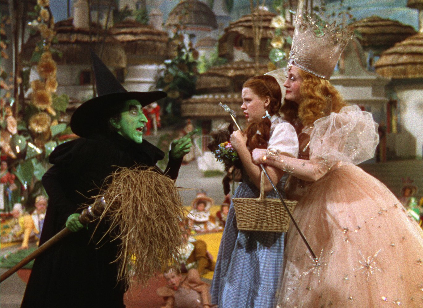 """Shot from the film """"The Wizard of Oz"""""""