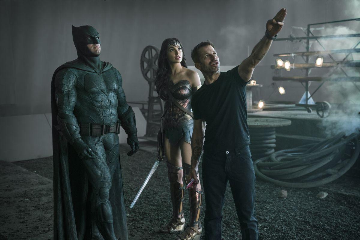 Зак Снайдер рассказал про новую версию «Лиги справедливости». У Джокера будет другой образ