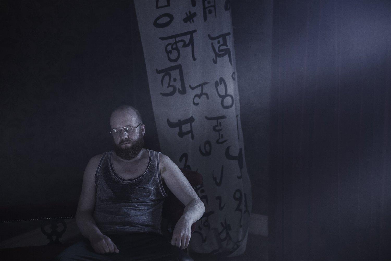 """Кадр из фильма """"Песнь тьмы"""""""