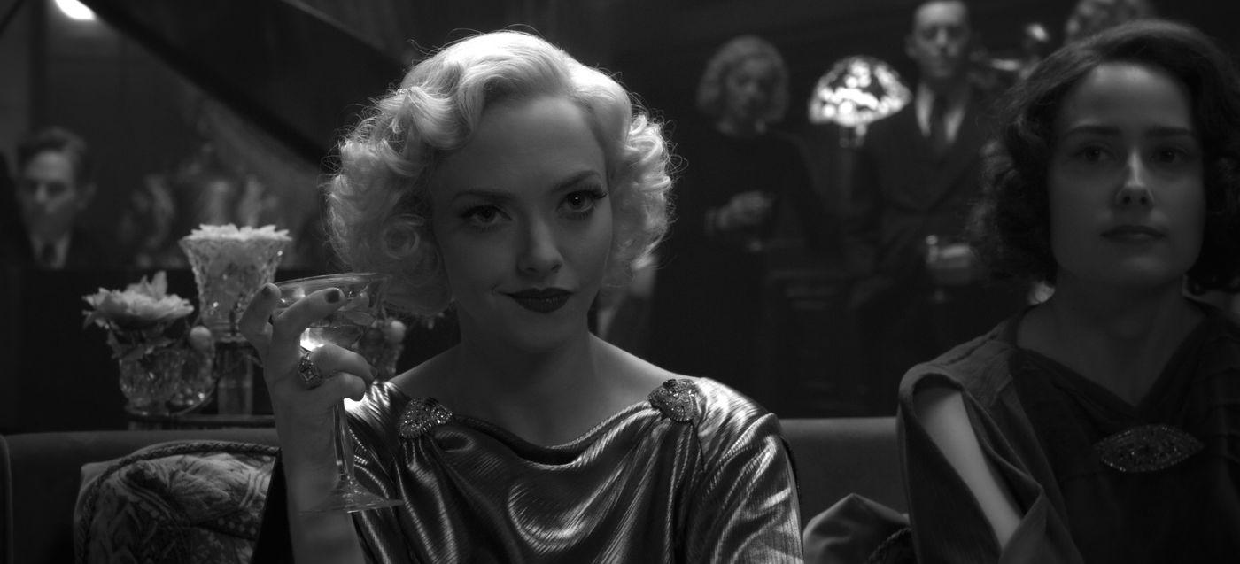 Однажды в Голливуде: рецензия на фильм «Манк» Дэвида Финчера