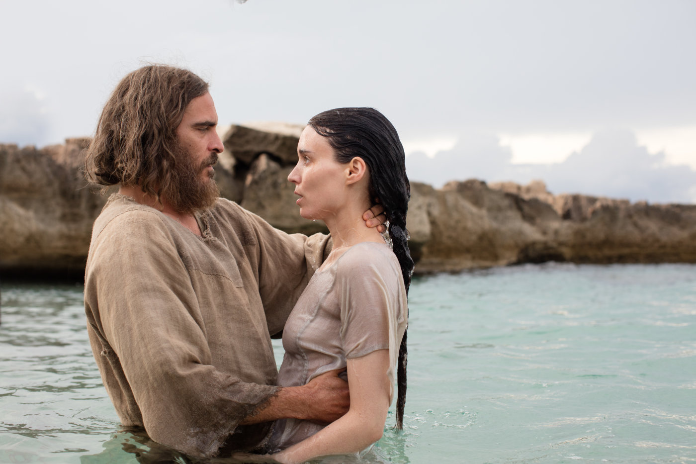 Кадр из фильма «Мария Магдалина»