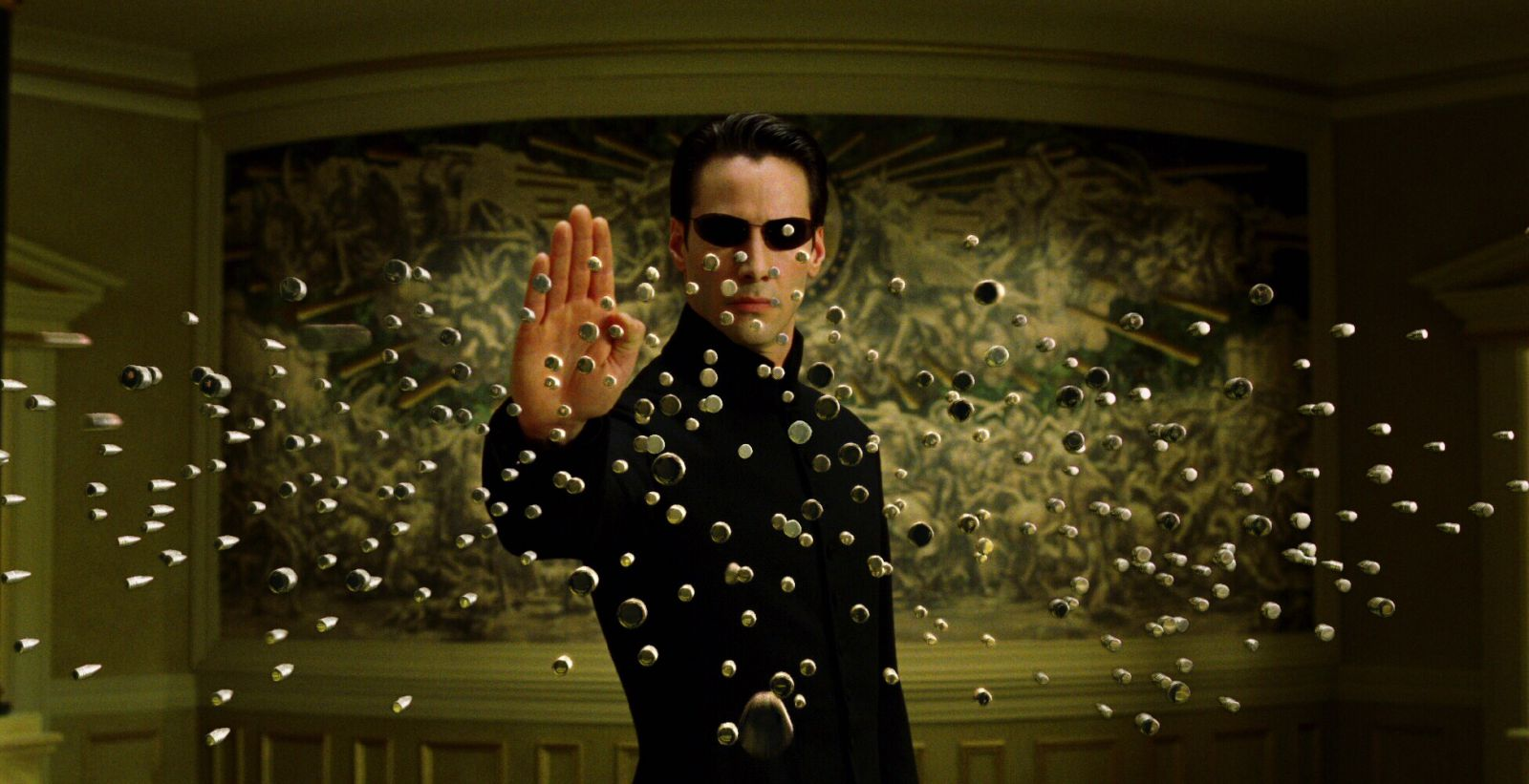 a character analysis of the matrix Character analysis: a character who looks light on the outside and has decades ago in his left hand is the xanadu matrix which has granted him.