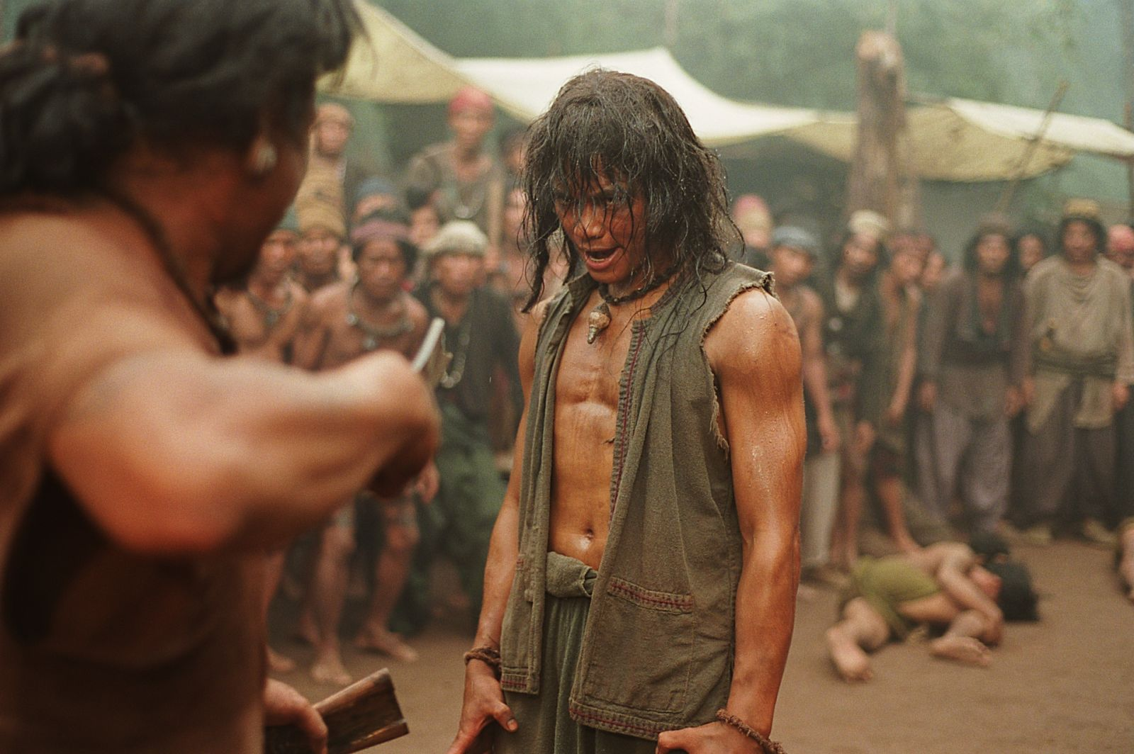 Movie warrior on netflix