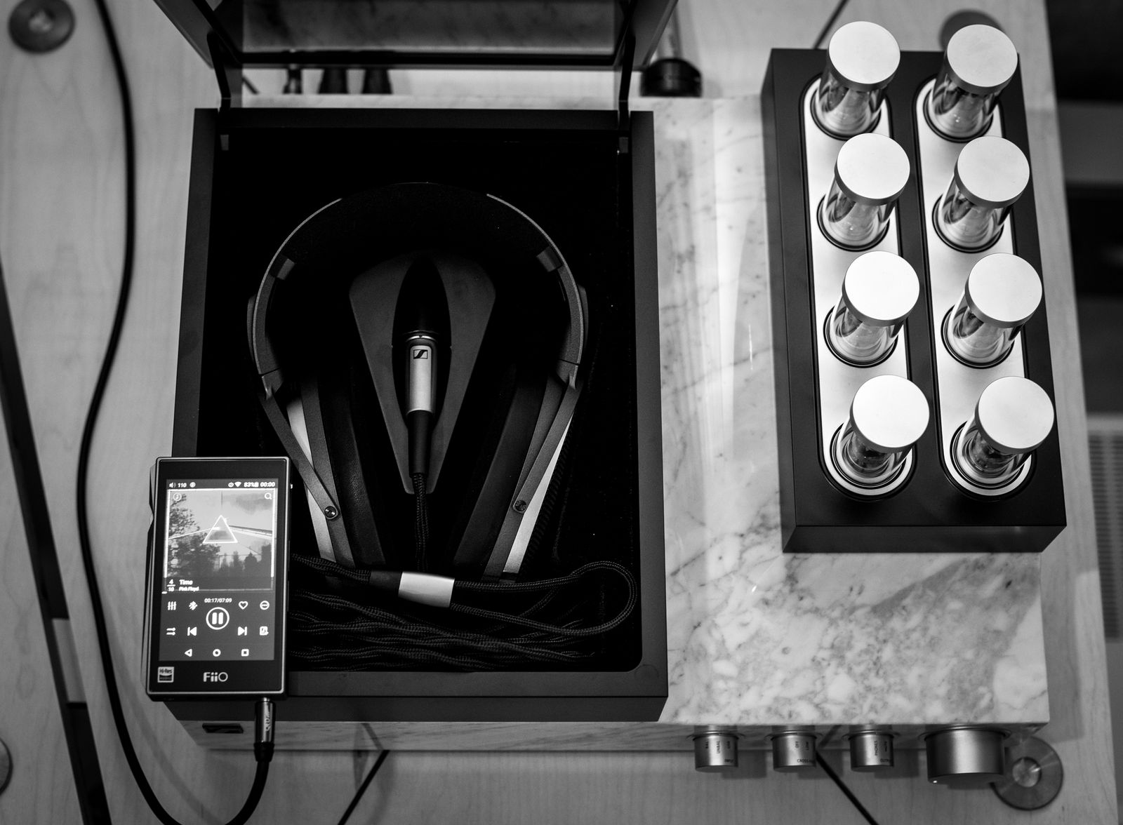 Portable audio player FiiO X5 Mark III