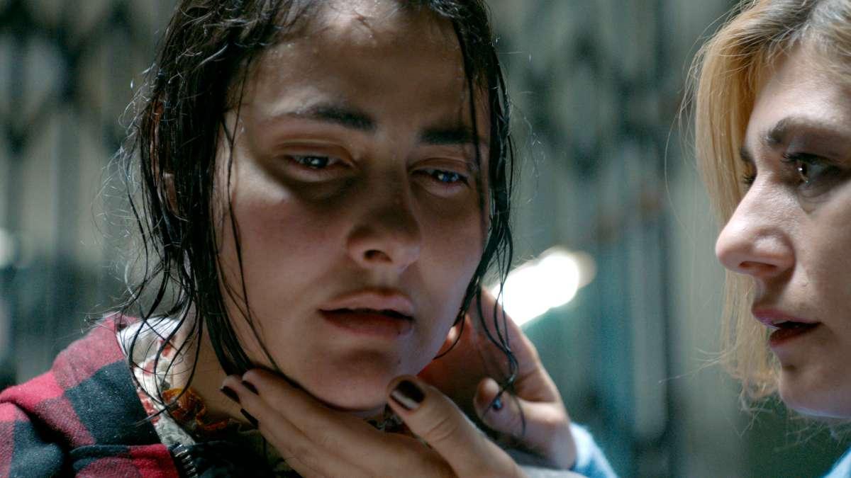 """Кадр из фильма """"Бог существует, её имя – Петруния"""""""