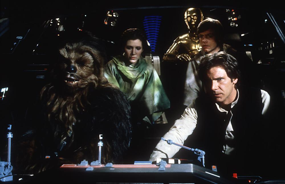 Звёздные Войны Эпизод 4-Новая Надежда