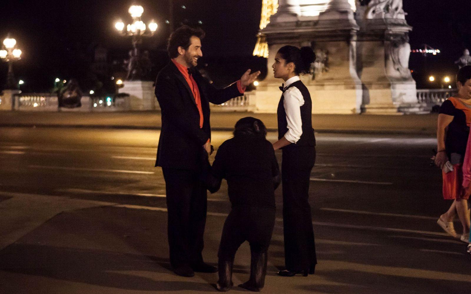 «Ночь в Париже»