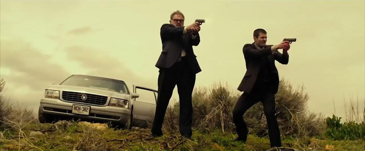 Кадр из фильма «Преступление в маленьком городе»