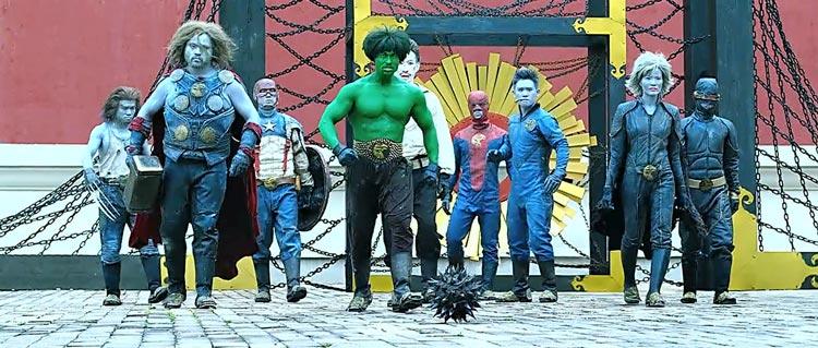 10 самых неожиданных и нелепых отсылок к супергероям Marvel
