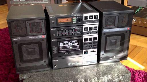 Sony FH-7