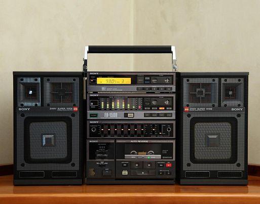 Sony FH-150