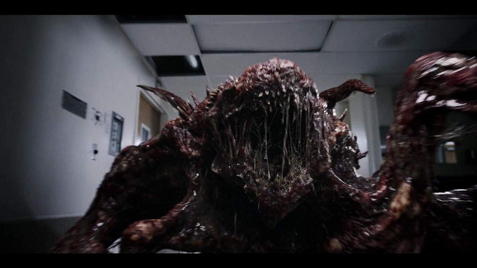 Кадр из сериала «Очень странные дела 3»