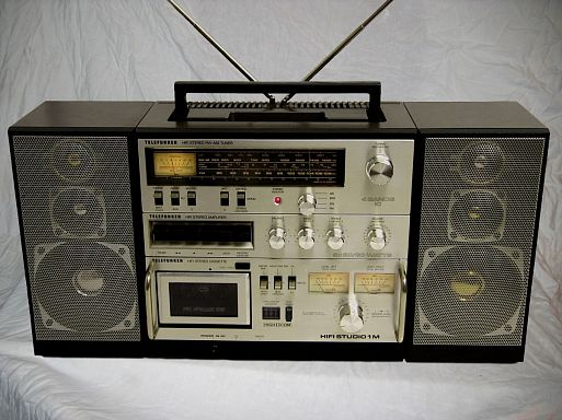 Telefunken Hi-Fi Studio 1M