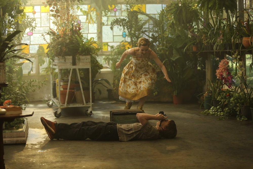 Кадр из фильма «Редкая бабочка»