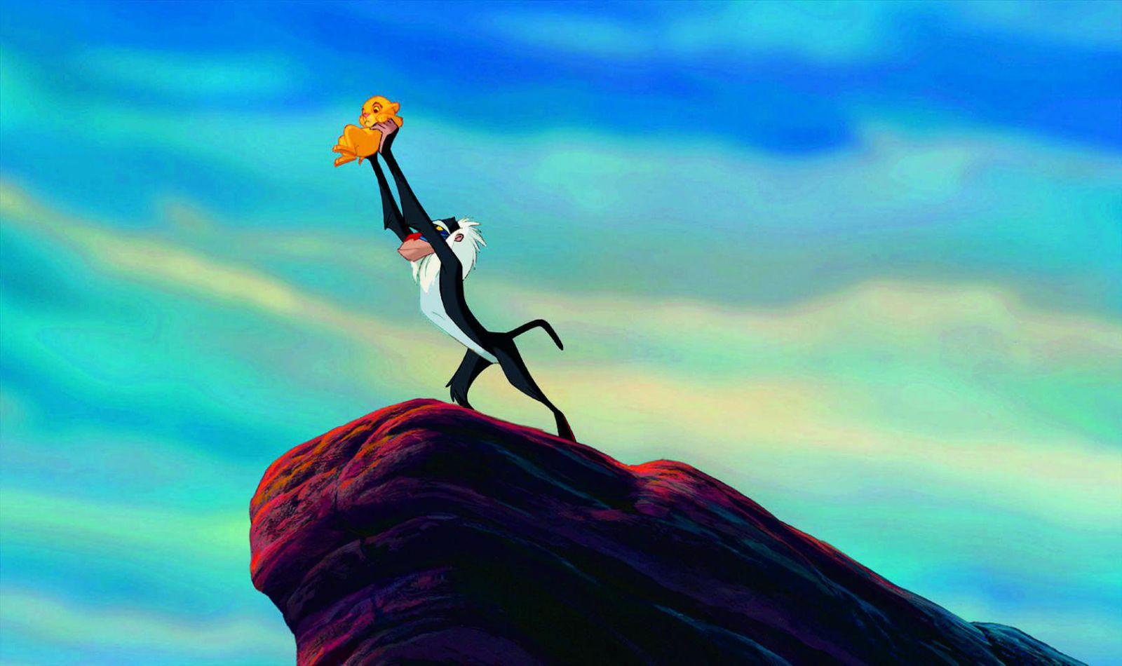 картинки из мультфильма король лев