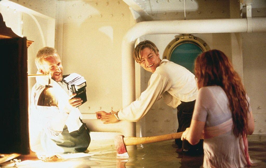 Титаник кино фото прибрежном