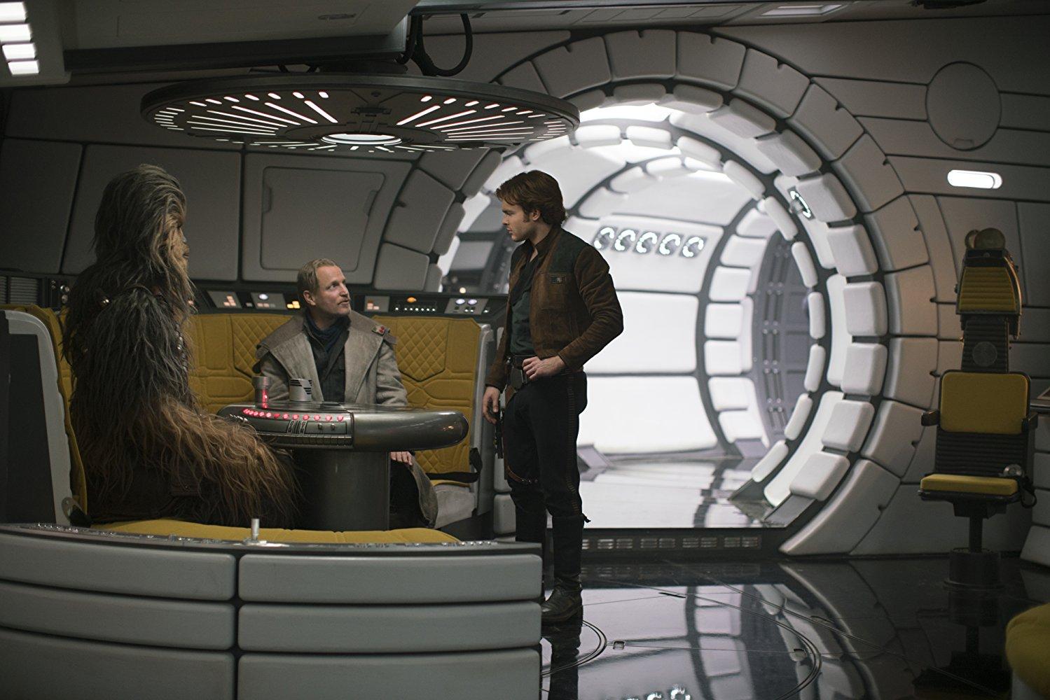 Кадр из фильма «Хан Соло. Звездные войны. Истории»