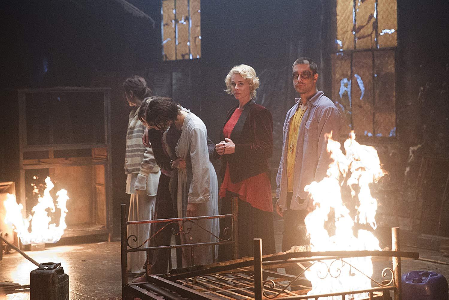 Кадр из фильма «Инсомния»
