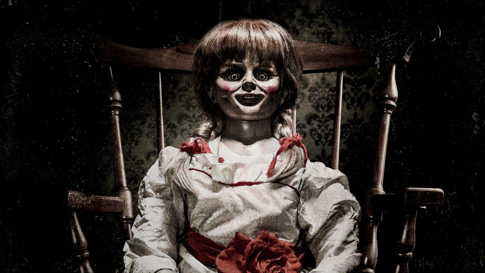 анабель фото страшная кукла