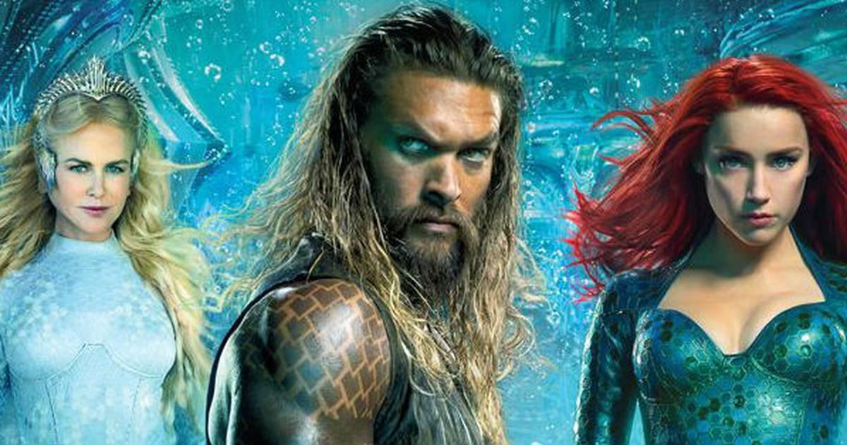 Кассовые сборы фильма «Аквамен» приблизились кмиллиарду долларов