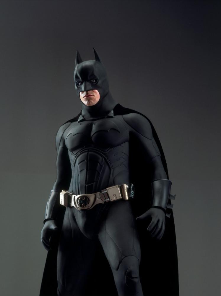 """Промо-кадр к фильму """"Бэтмен: Начало"""""""