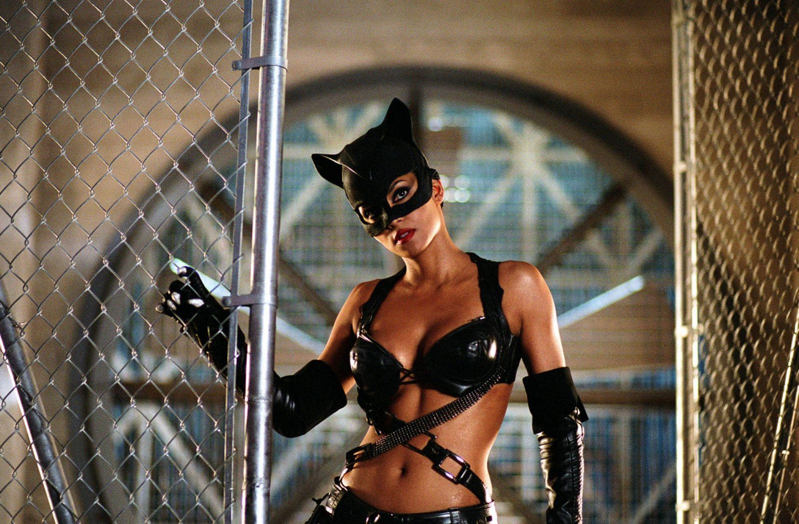 Catwoman babe nude gallery hentai clip