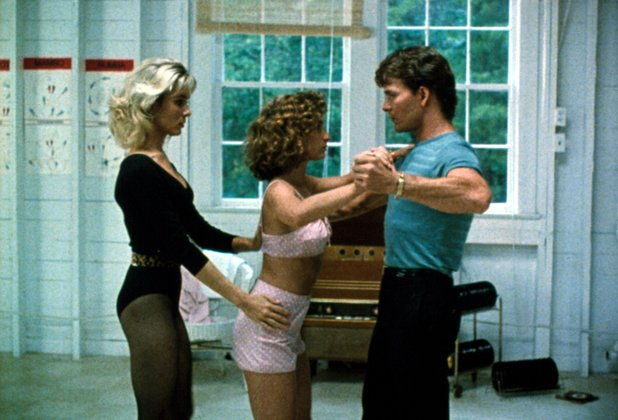 Грязние танцы секс филм