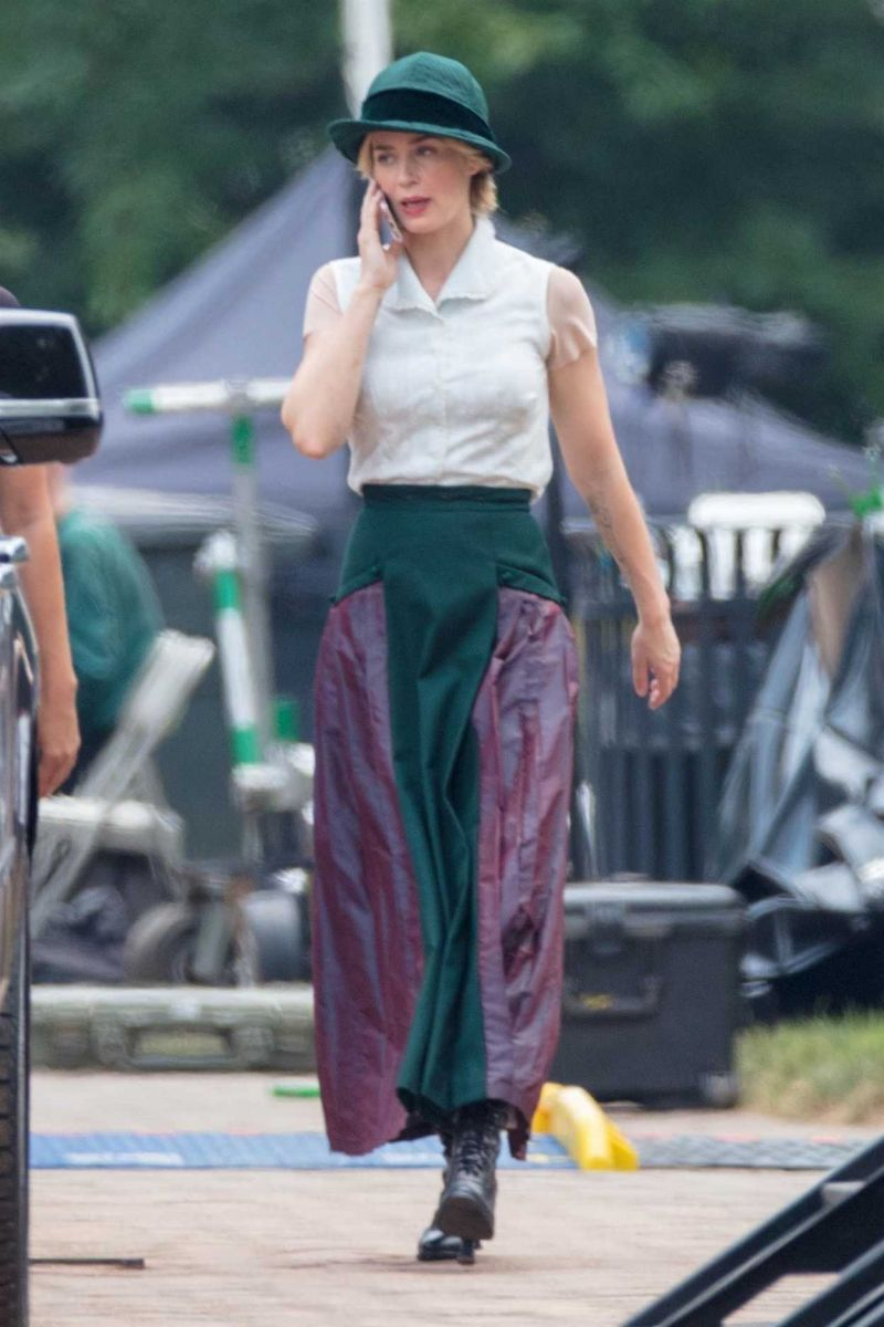 Photo From The Movie Jungle Cruise With Emily Blunt