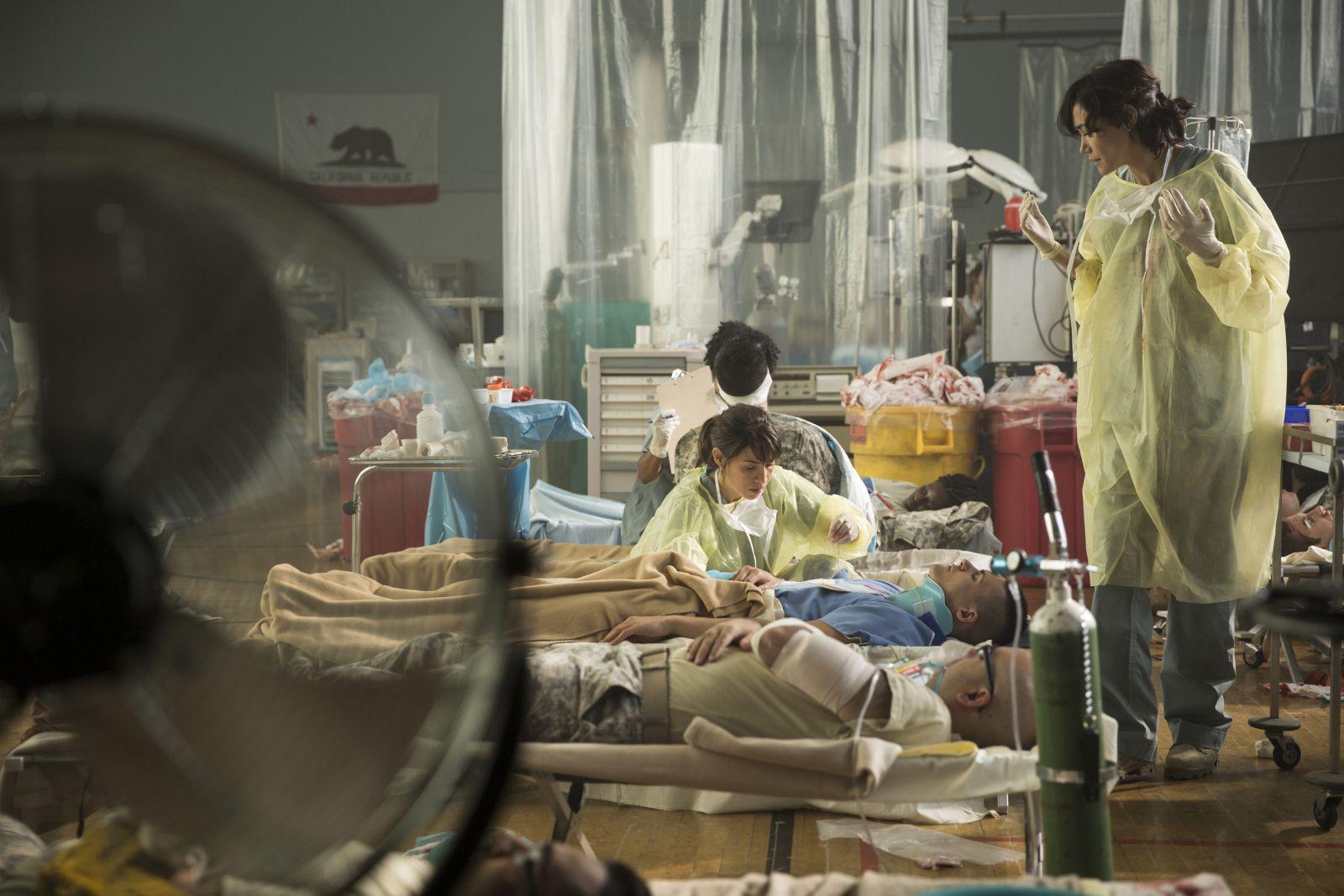 бойтесь ходячих мертвецов смотреть онлайн 8 серия