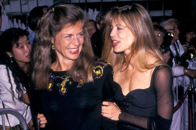 Linda and Leslie Hamilton