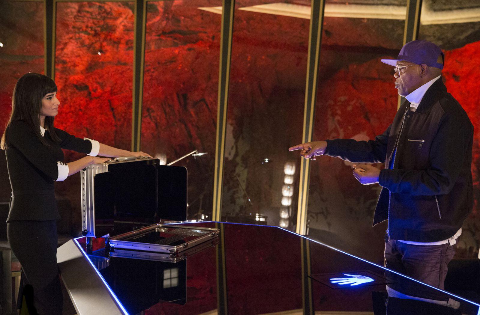 "Shot from the film ""Kingsman: Secret Service"""