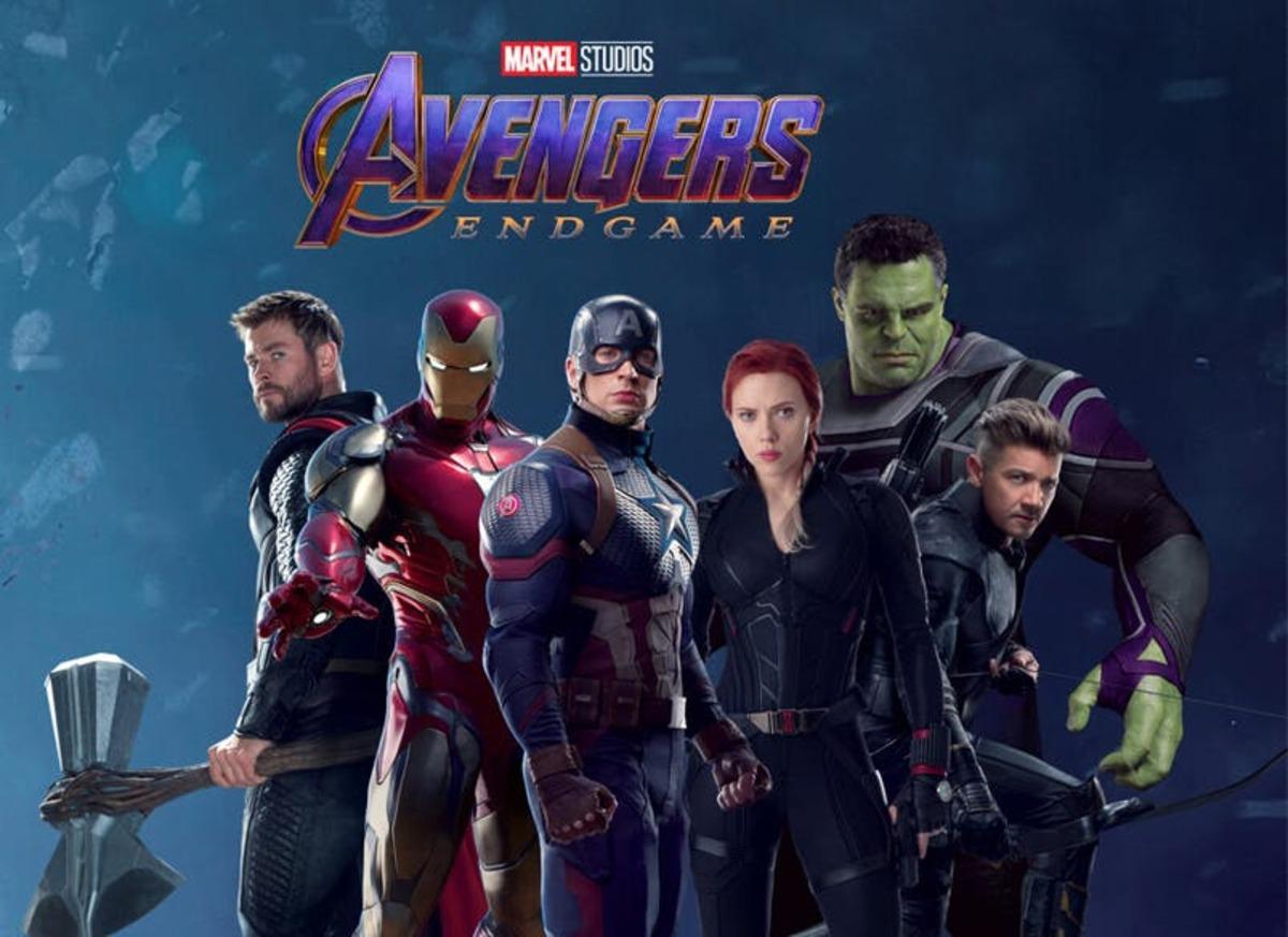 Первое промо-фото «Мстители: Финал»— Халк лишился собственных фиолетовых трусов