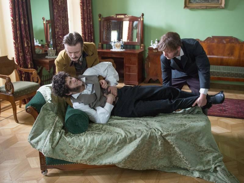 Отзыв о сериале Пушкин