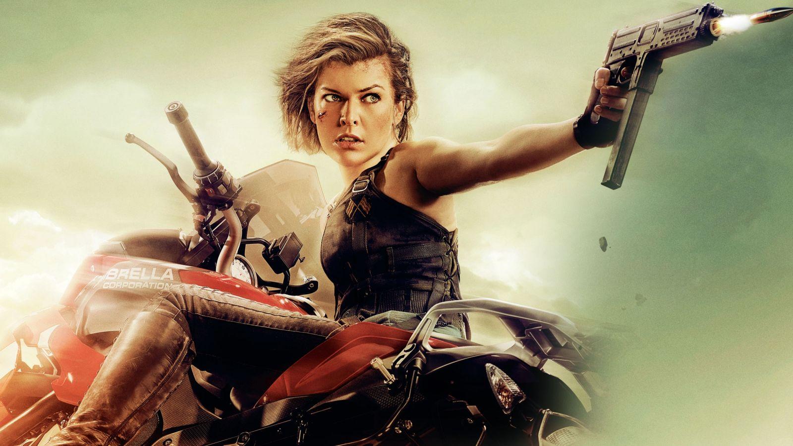 Обитель зла Последняя глава  Resident Evil 6 2017