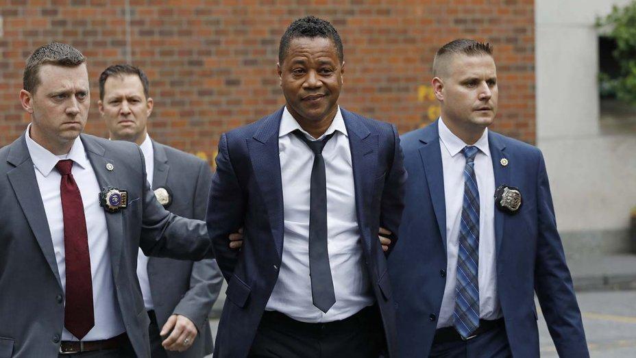 Кьюба Гудинг-младший арестован по подозрению в домогательстве