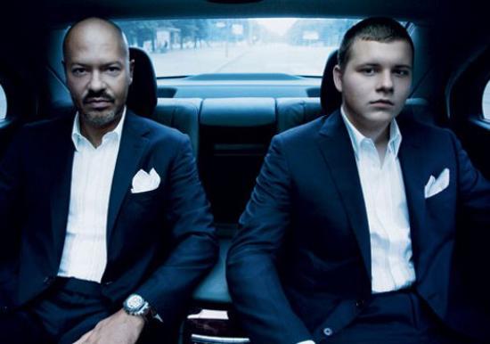 Fedor and Sergey Bondarchuk