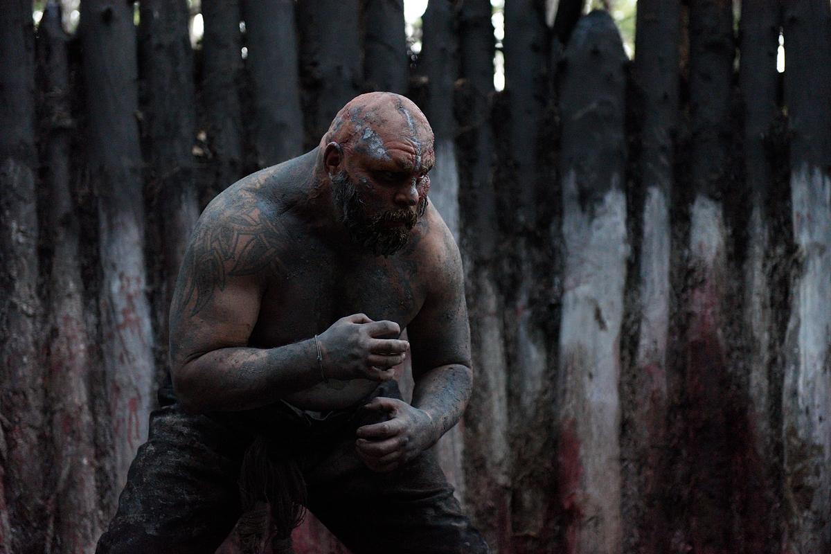 Кадр из фильма «Скиф»