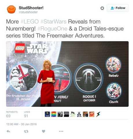 Rogue One: A Star Wars Story / Звездные войны: Изгой: Спойлер в кубе