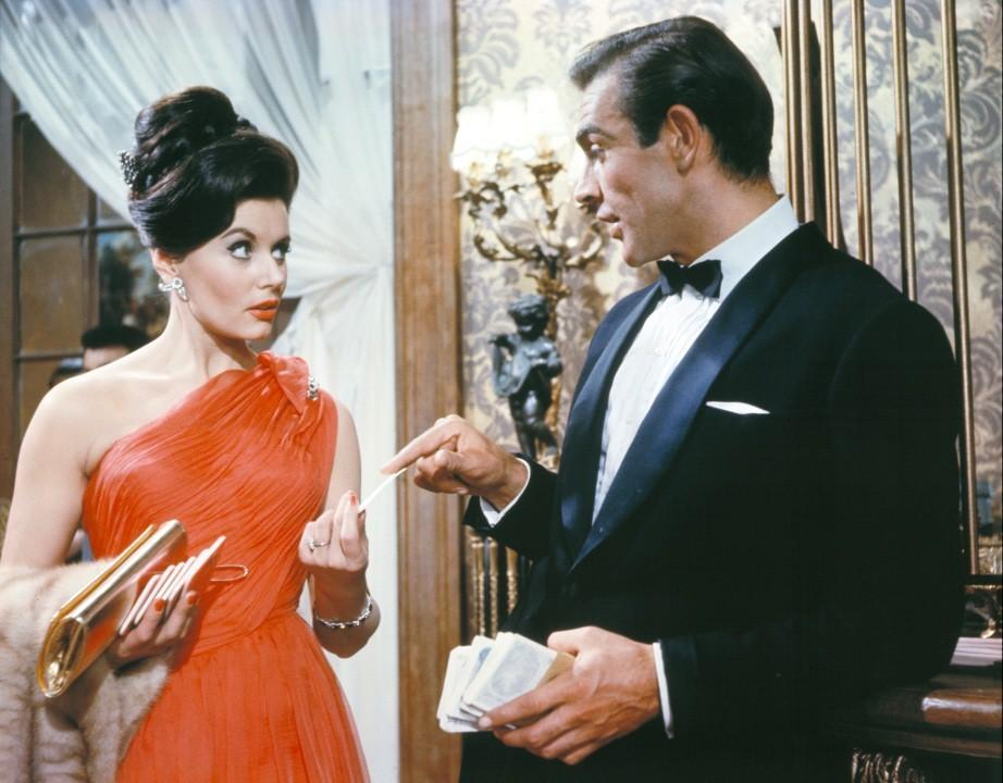 still-of-sean-connery-and-eunice-gayson.