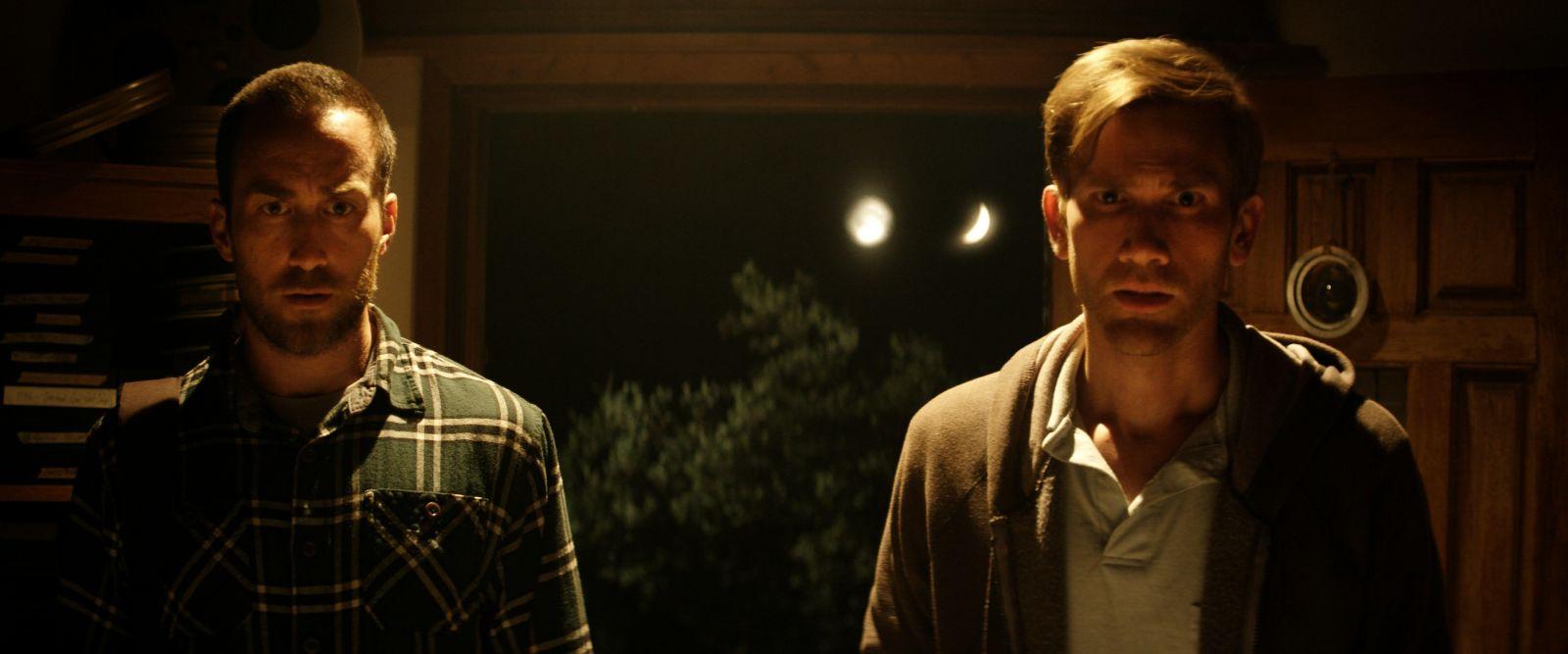 Кадр из фильма «Паранормальное»
