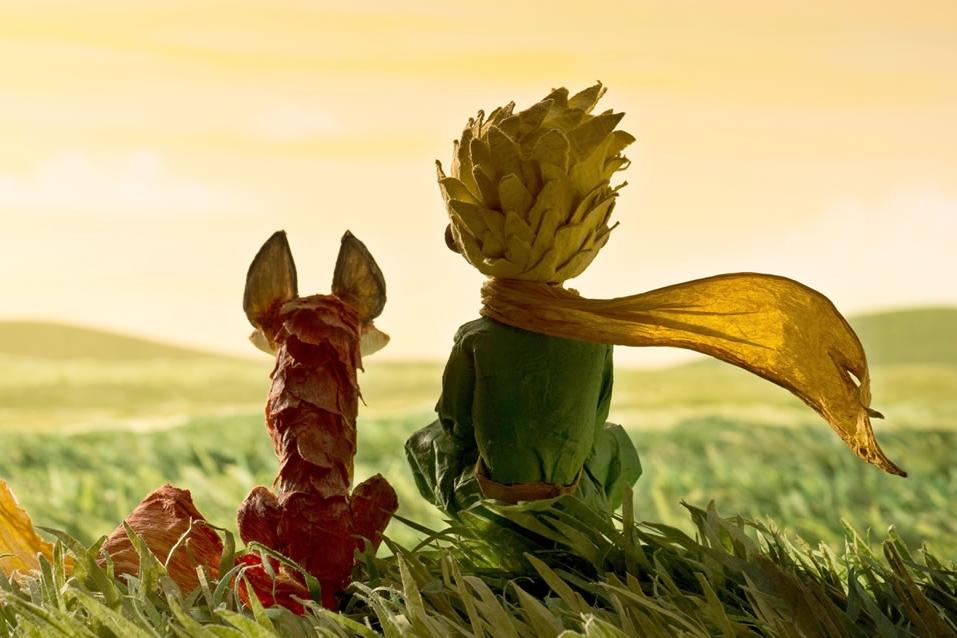 Картинки по запросу маленький принц мультфильм