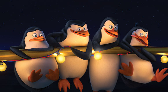 Секс с пингвинами из мадагаскара