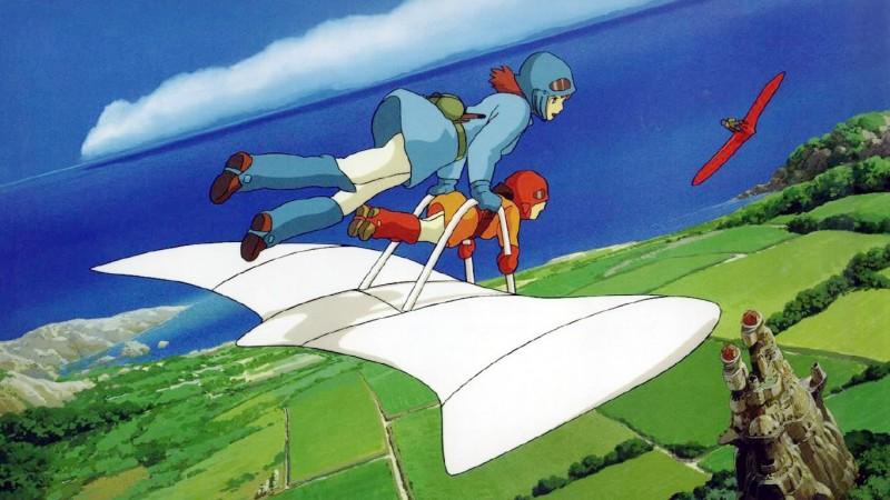 смотреть аниме навсикая из долины ветров