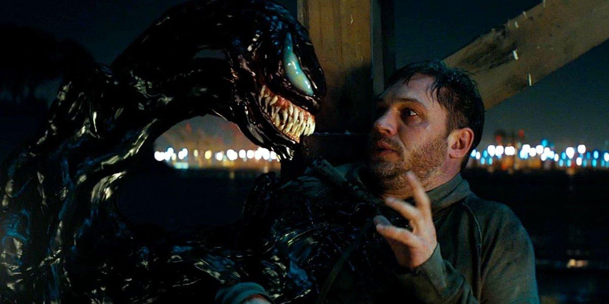 Эминем стал Веномом вклипе напесню Venom